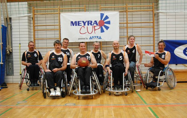 Meyra Cup 2012 in Bamberg