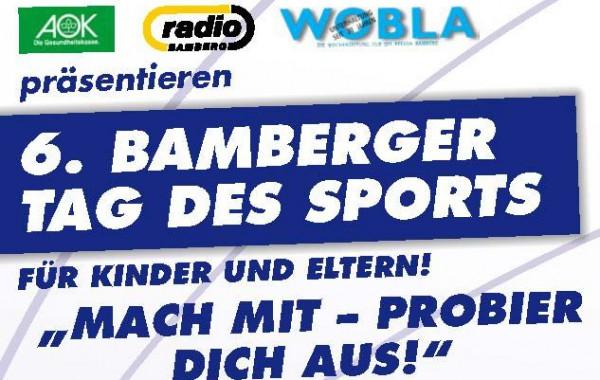 6. Tag des Sports in der Brose Arena 14.11.15